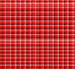 Abstract grid red background