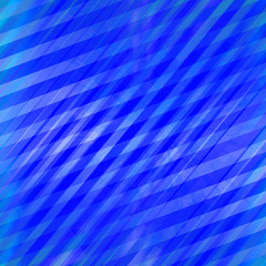 Abstract stripe blue background
