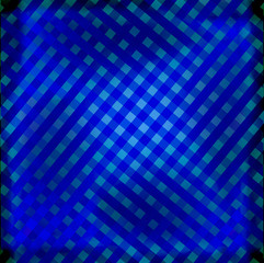 Pattern grid dark blue