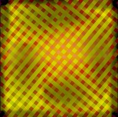 Pattern grid yellow
