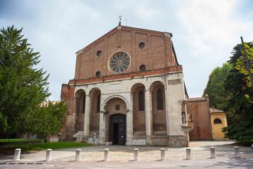 Church of the Eremitani, Padova