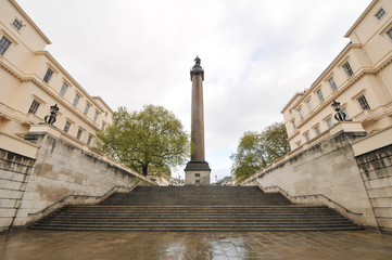 Duke of York and Albany Column, London, UK