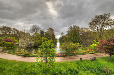 Saint James Park, London