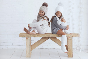 Fashion little girls