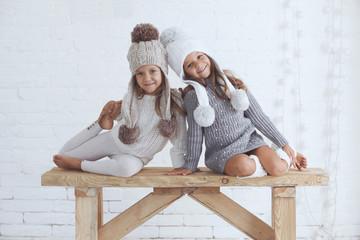 Fashion little girls