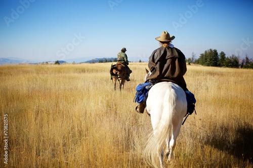 Trail Riding - 70821575