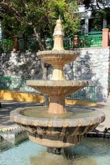 Brunnen in Torrox