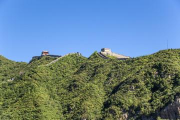 Great Wall of China. Area Juyongguan