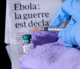 vaccin ebola, essais thérapeutiques