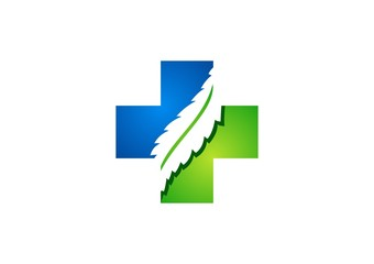 pharmacy,medicine,logo,plus,health,icon,cross,plants,nature