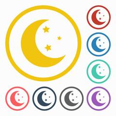 moon star icon