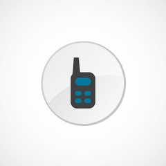 radio icon 2 colored .