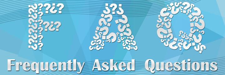 FAQ Heading Banner
