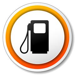 Vector fuel icon