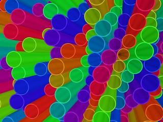 Röhren aus Kunststoff