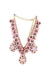 Beautiful handmade necklace.