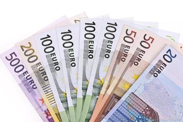 Money,Euro notes