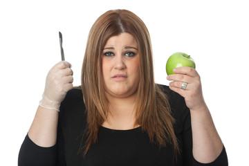 Diet of surgery
