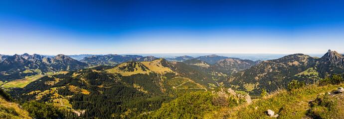Alpenpanorama Allgäu