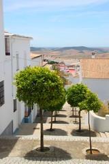 Rue de Medina-Sidonia, Andalousie
