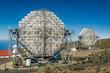 Leinwanddruck Bild - La Palma observatory