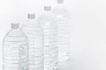 ペットボトル 水 ミネラルウォーター