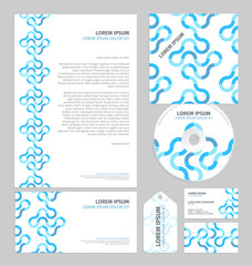 Business layout template