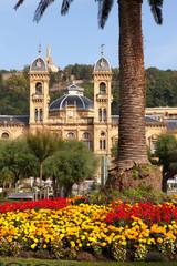 City Hall and Gardens, San Sebastian