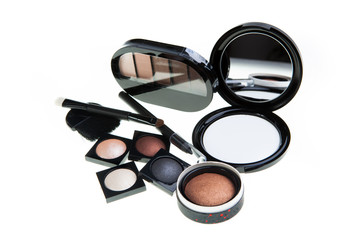 make up powder collection
