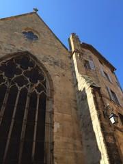 facade eglise Saint Jean Aix en Provence