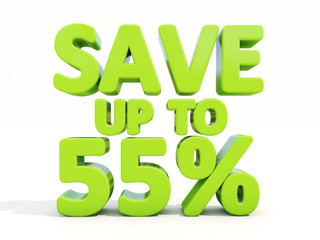 Save up to 55%