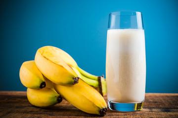 bananas milkshake