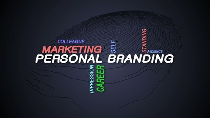 Personal branding is a concept of self marketing people