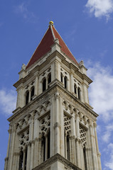 cathedral in trogir