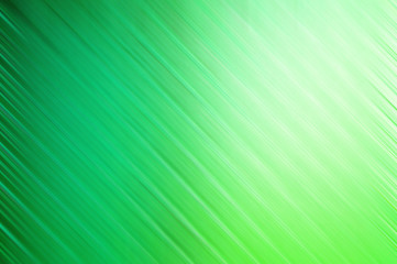 Abstract green color blur