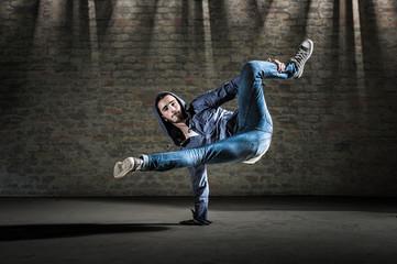 Danseur moderne