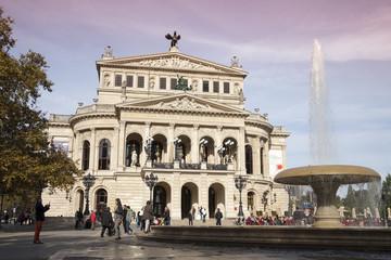 Deutschland, Hessen, Frankfurt am Main, Alte Oper