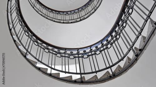 Papiers peints Escalier treppenhaus
