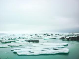 iceberg in iceland