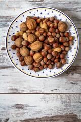 Nuts, Peanuts, Walnuts Assorted