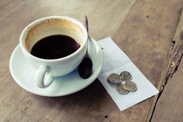 Coffee tip
