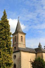 Eglise de Saint-Bonnet-l'Efantier (Corrèze)