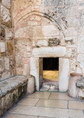 Holy Church of the Nativity Entrance, Bethlehem, Israel