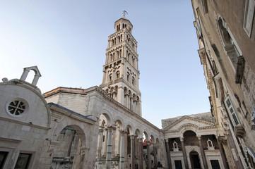 Split, Kroatien, Diokletian Palast