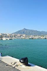 Marbella, Puerto Banús, Costa del Sol, Málaga, España
