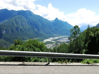 Scenic Highway Road Italy
