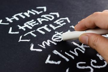 Program writing