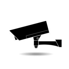 CCTV Camera Icon Symbol
