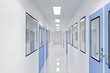 Corridors For Clean room pharmaceutical plant - 70855551