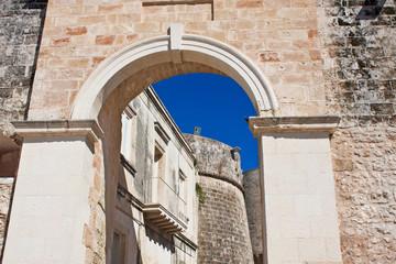 Otranto, Porta Terra